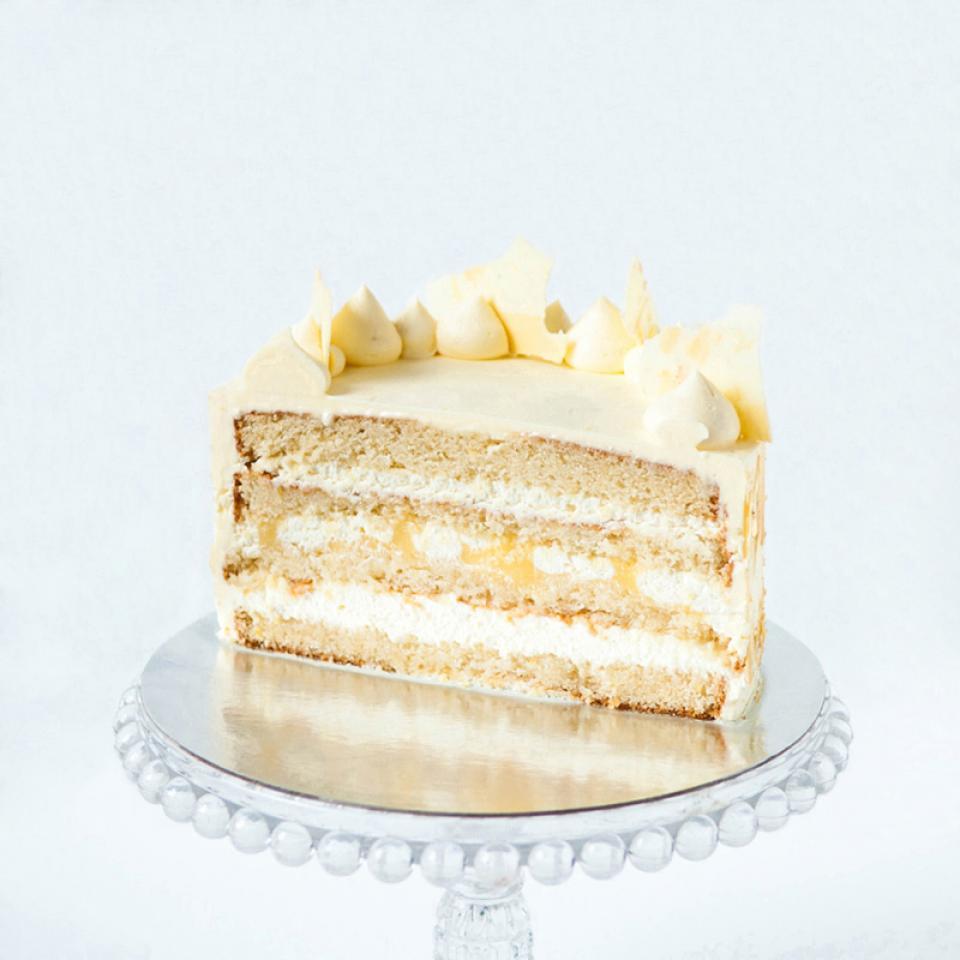 Celebration white chocolate cake buy at bakery near me